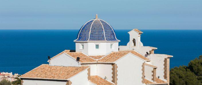 Imagen de Xàbia en la Comunitat Valenciana, destino ganador de uno de los Premis Turisme Comunitat Valenciana edición 2017