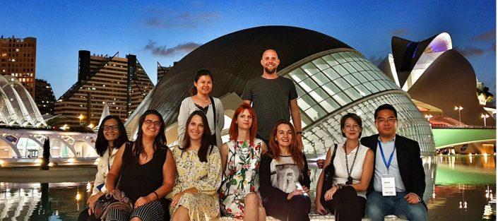 Fam Trip para captar al turista de idiomas para la Comunitat Valenciana