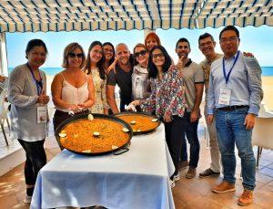 FamTrip de Agentes de Español - Degustación de paella