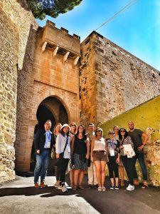 Fam Trip Turismo Idiomático 2018
