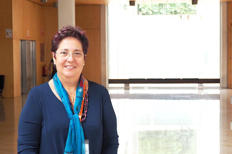 Elisa Martín, directora de Tecnología e Innovación de IBM España.
