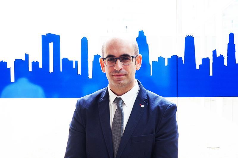 Jorge Pereira, director de la Cátedra de Estudios Turísticos 'Pedro Zaragoza' de la Universidad de Alicante y coordinador de las jornadas de Benidorm.