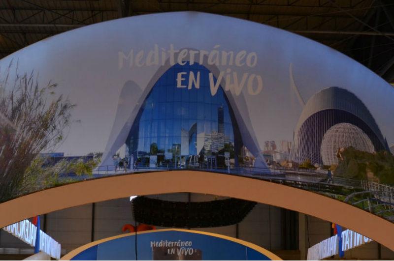 Stand Fitur Comunitat Valenciana 2018