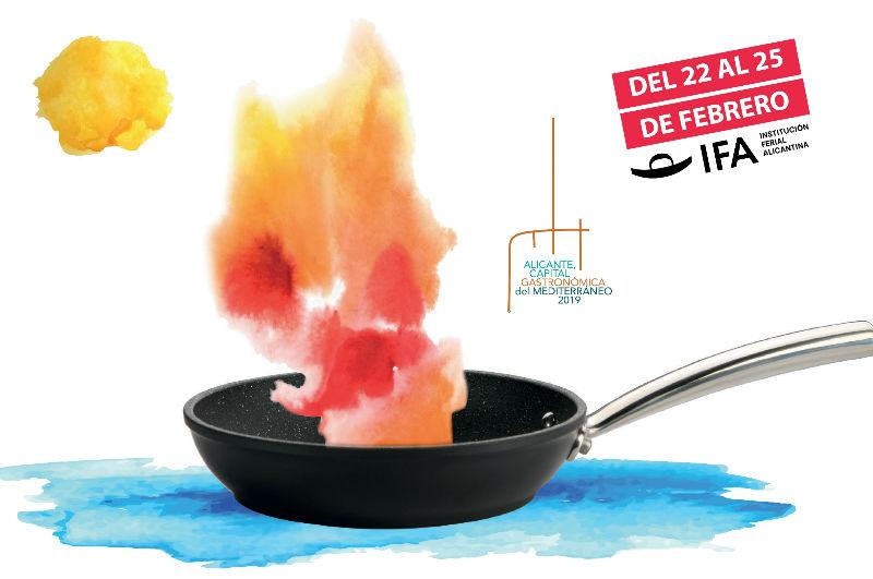 Cartel de Alicante Gastronómica 2019