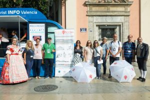 Guías Turísticos Oficiales en València durante las Fallas