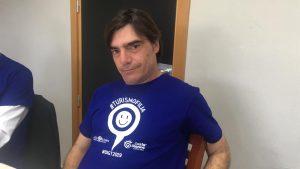 Iván Llorca, presidente de la Asociación de Guías Oficiales de la Comunitat Valenciana