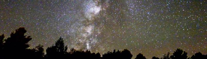 Astroturismo en Aras de los Olmos. Tamaño 1500x430