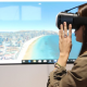 Prueba de Realidad Virtual en el Smart Lab en Invat·tur