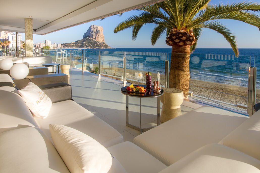 Dorée Gin & Sea en Hotel Sol y Mar de Calpe, Comunitat Valenciana