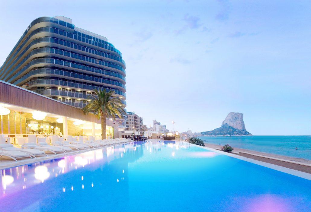 Gran Hotel Sol y Mar - Beach Club, Hotel Sol y Mar de Calpe, Comunitat Valenciana