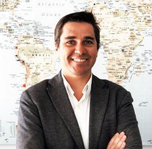 Alberto Galloso, CEO de Saó Viajes