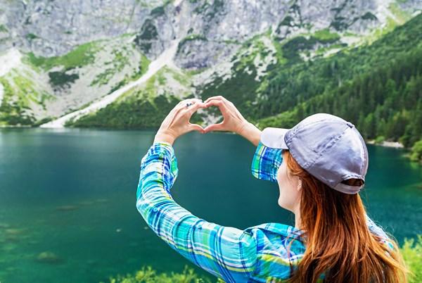Turismo sostenible en las montañas