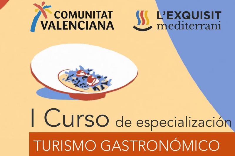 Clausura Curso Turismo Gastronómico L'Exquisit Mediterrani
