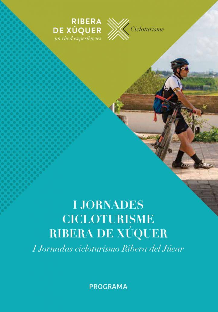 Programa Jornadas Cicloturismo Ribera de Xúquer, Comunitat Valenciana, 2019