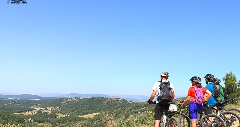 Turismo Activo en la Comunitat Valenciana