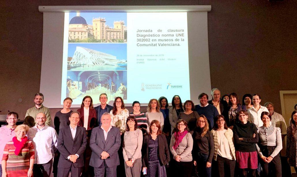 Jornada norma Q qualitat turística en els museus de la Comunitat Valenciana