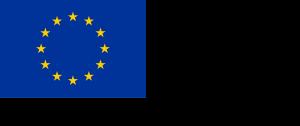 Logo horizontal Fondo Social Europeo en castellano