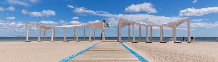 Acceso playa Alicante, Comunitat Valenciana