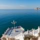 Vistas Benidorm desde el Balcón del Mediterráneo. Comunitat Valenciana