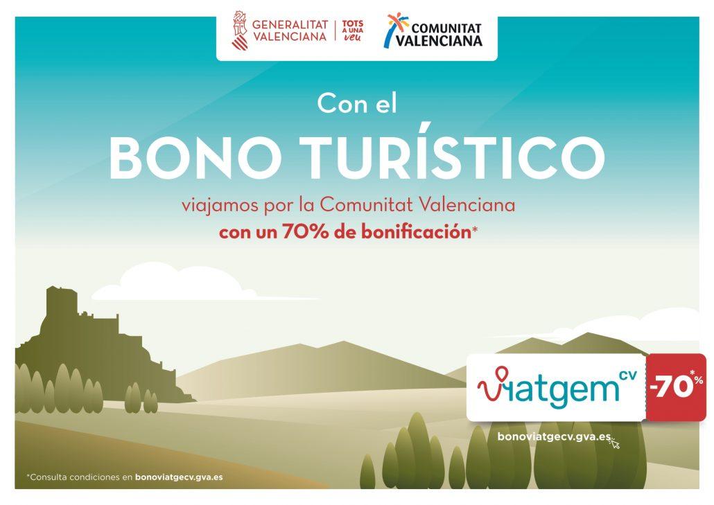 Creatividad Bono Viaje Comunitat Valenciana Viatgem CV