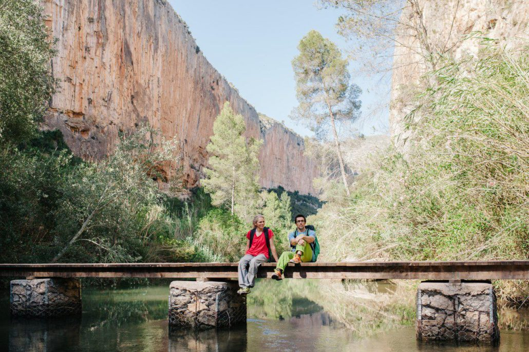 Turismo naturaleza en la Comunitat Valenciana